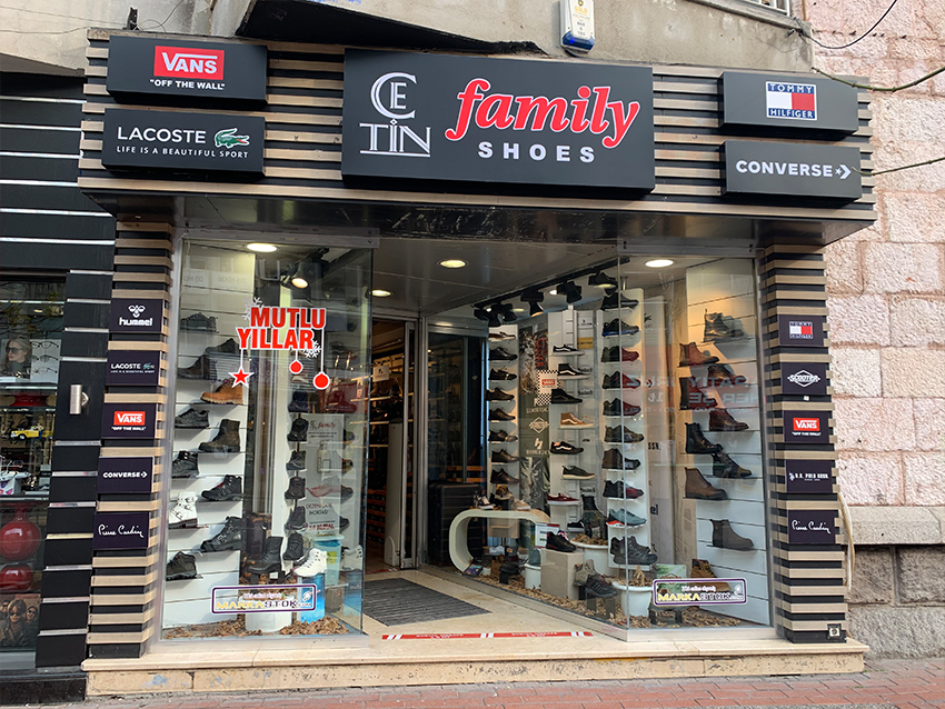Çetin Family Shoes SETBAŞI 12