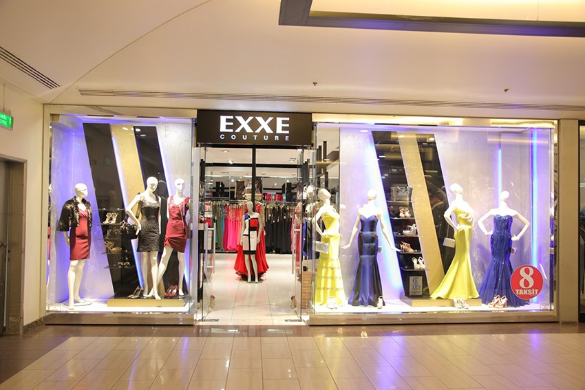 Exxe Couture ZAFER PLAZA AVM