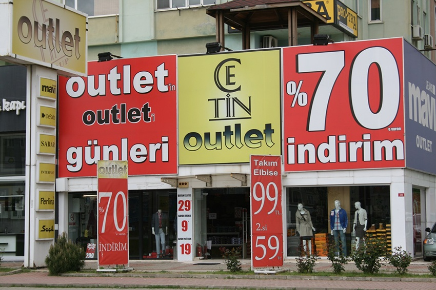 Çetin Outlet BURSA