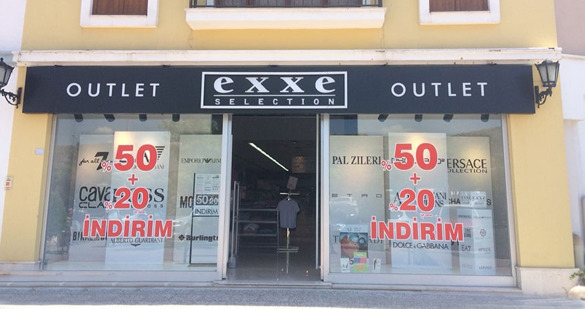 Exxe Selection Outlet AFYON